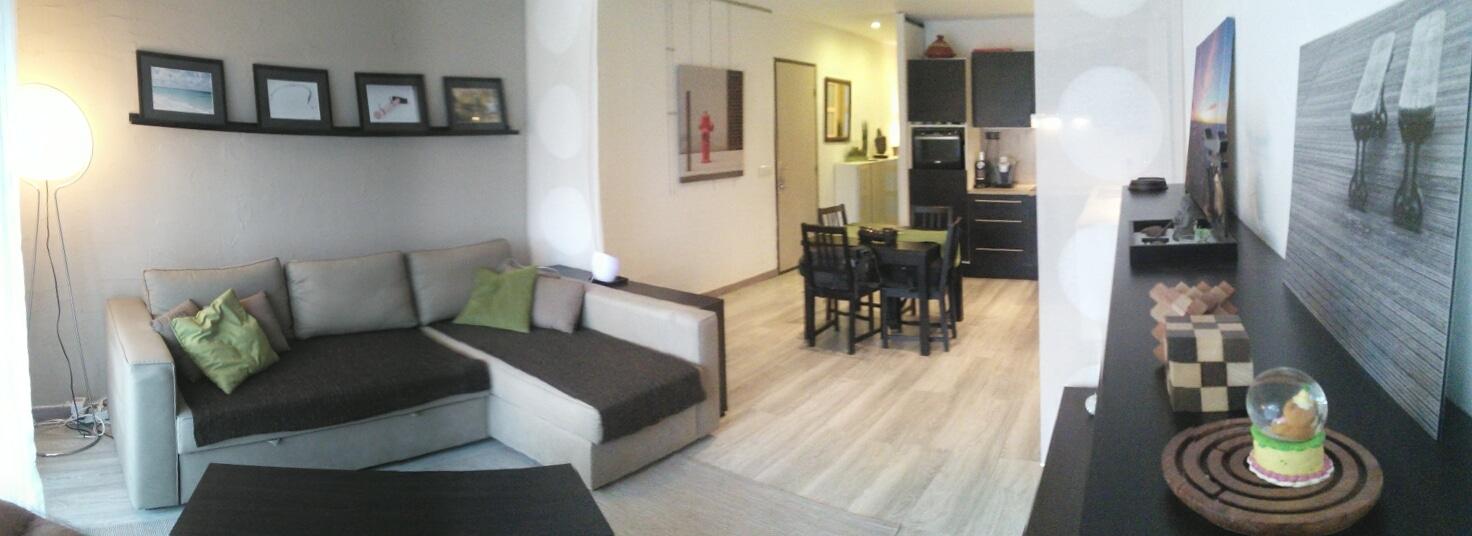 Appartement T2 Les Milles