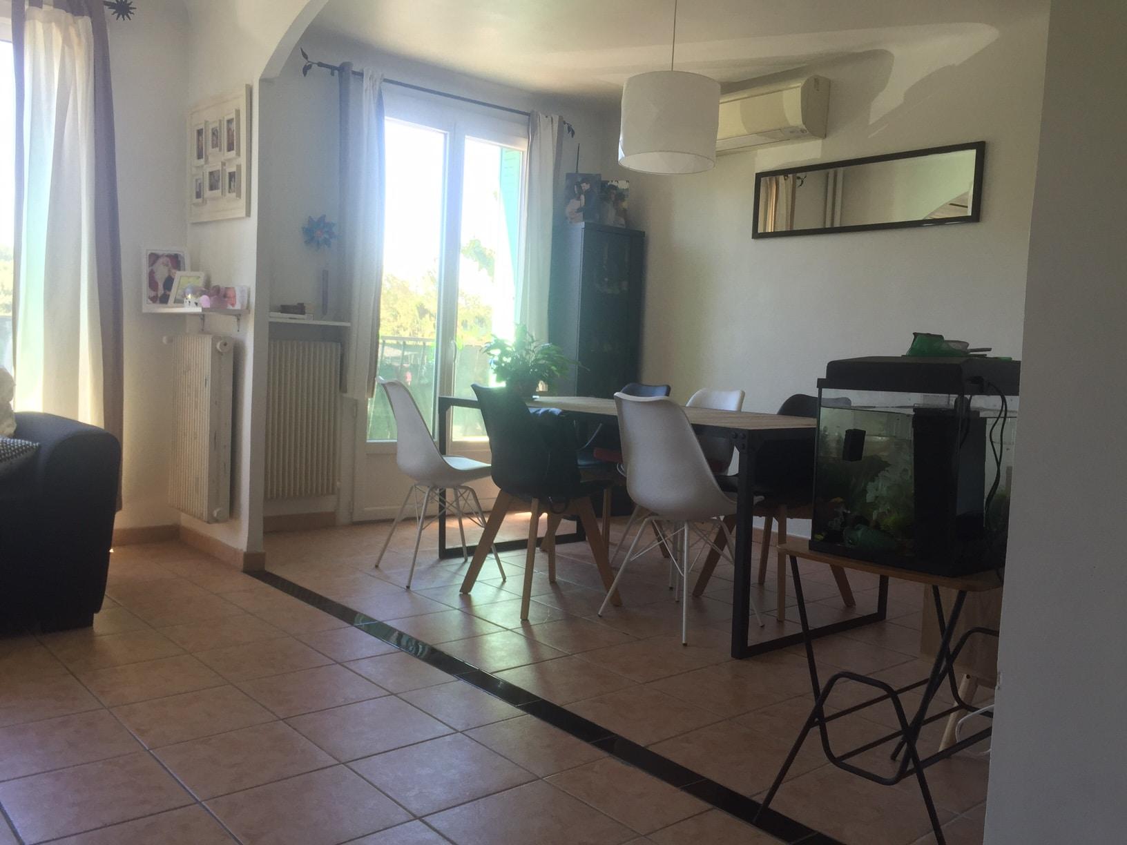 Vente T3/4 Aix en Provence