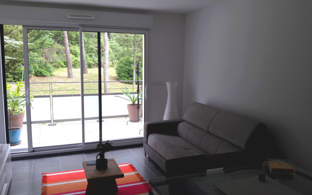 Location appartement T2 Luynes