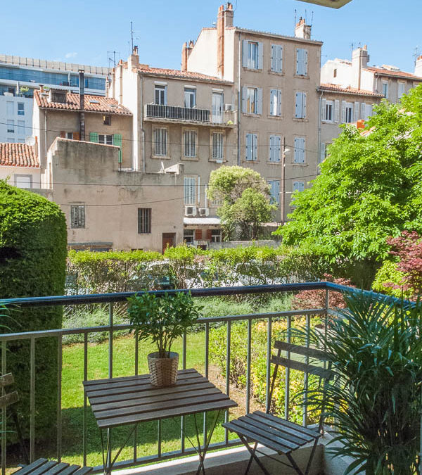 Colocation appartement Marseille