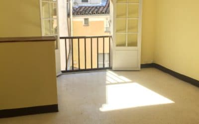 Location appartement T2 Aix en Provence