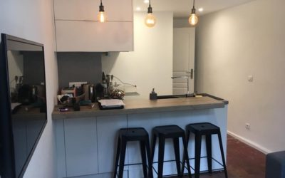 Appartement T2 centre-ville Aix en Provence