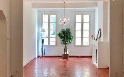 Appartement T2-3 centre-ville d'Aix en Provence
