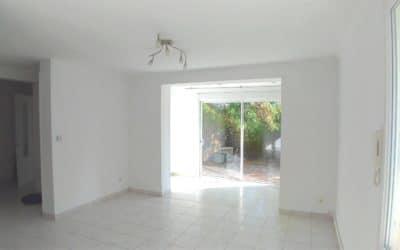 Location appartement T3 rez de jardin à Meyreuil