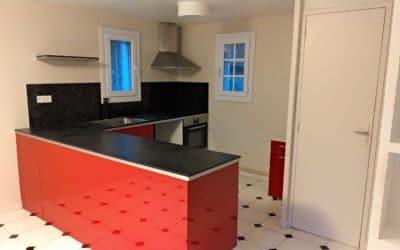 Appartement T3 à Meyreuil