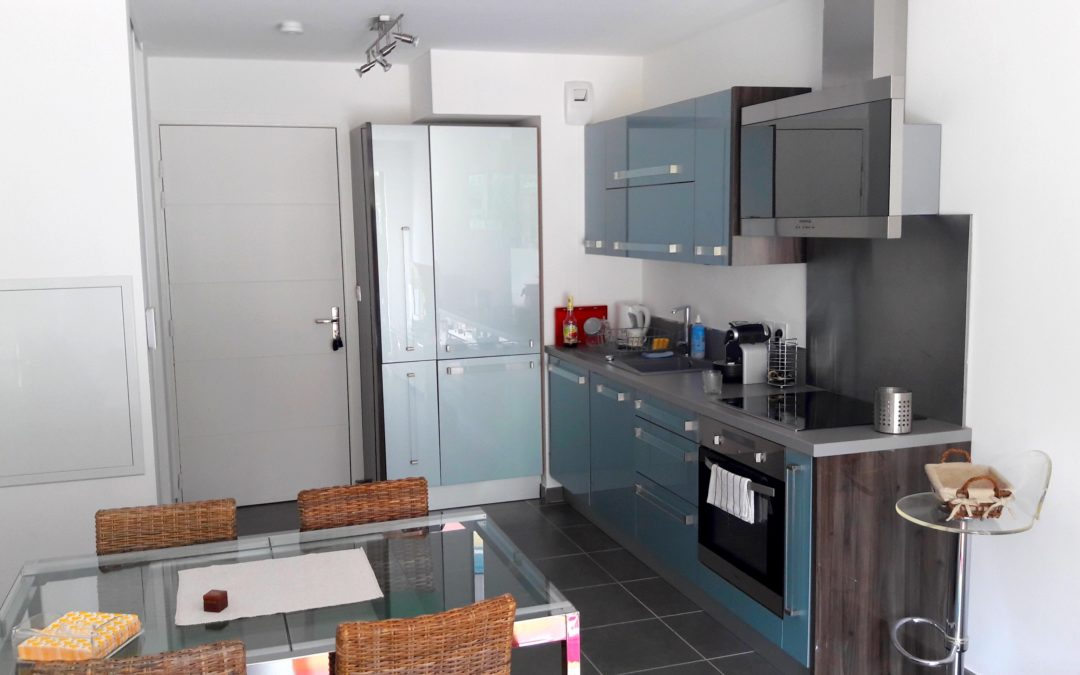 Appartement T2 récent Luynes (13080)