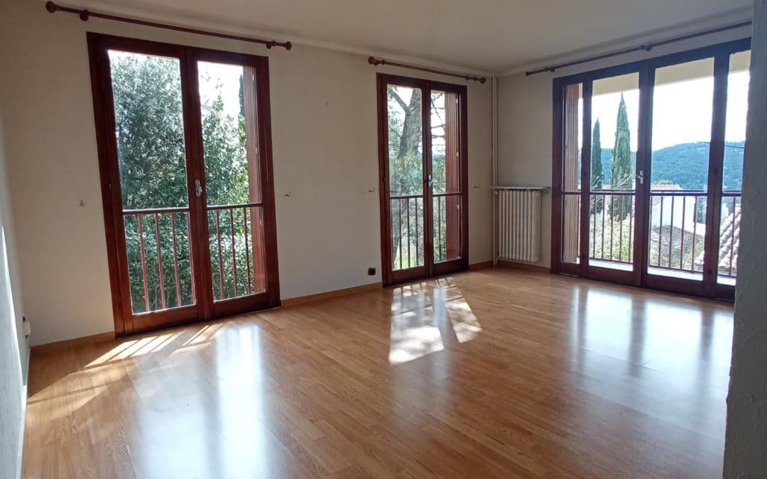 Appartement T3 72m²