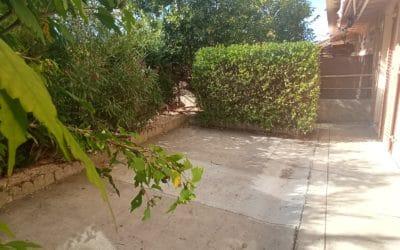 Appartement T4 rez-de-jardin (Aix Nord)